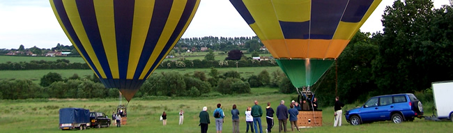 Sky Bus Ballooning Hot Air Balloon Flights in Kent and Sussex