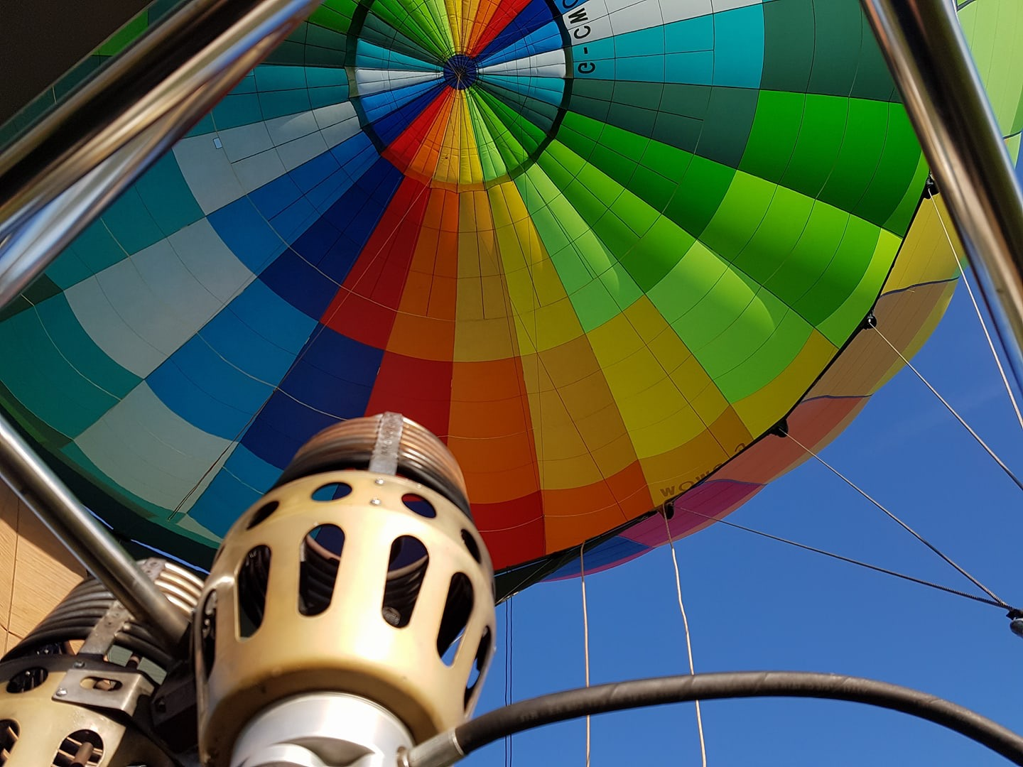 Hot Air Balloon Rides Kent