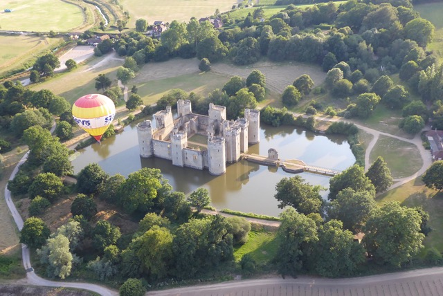 Hot Air Balloon Rides Kent Summer Prices
